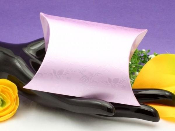 Geschenkbox pastellrosa