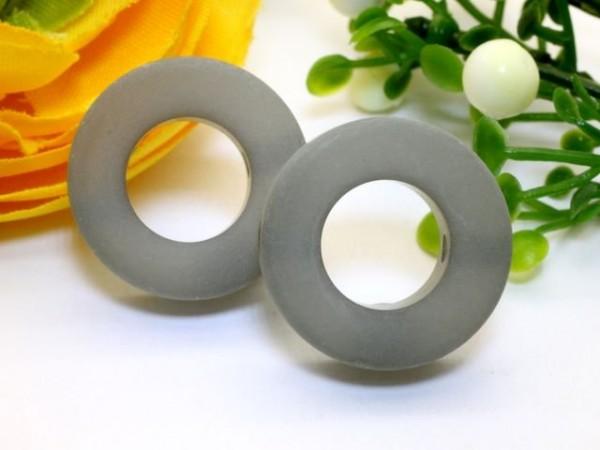Polaris Ring 16 mm grau