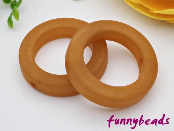 Polaris Ring 25 mm braun
