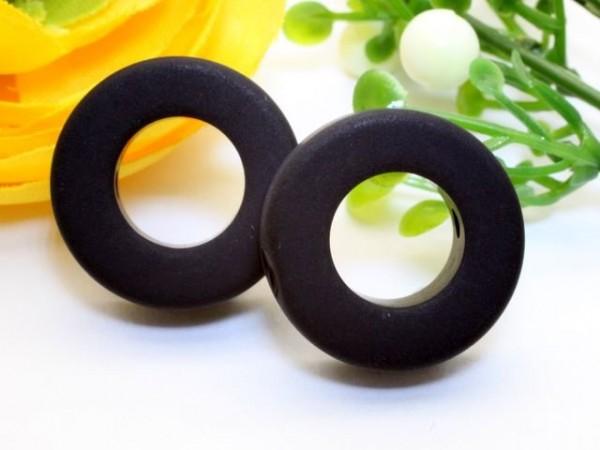 Polaris Ring 16 mm schwarz