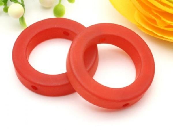 Polaris Ring 25 mm rotbraun