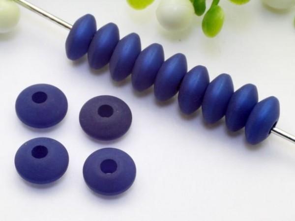 Polaris Linse 6 mm dunkelblau