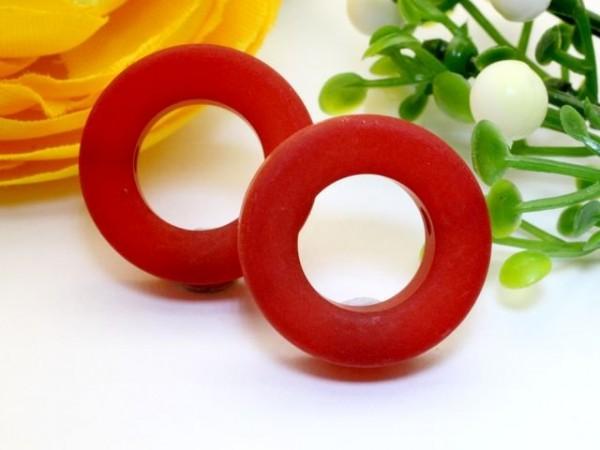Polaris Ring 16 mm rotbraun
