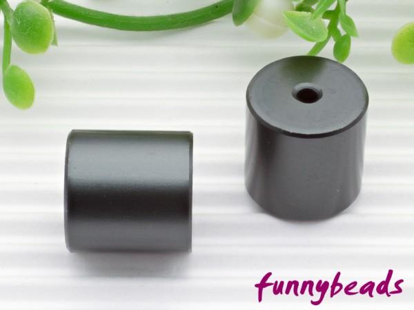 Aluminiumwalze 10 x 10 mm anthrazit