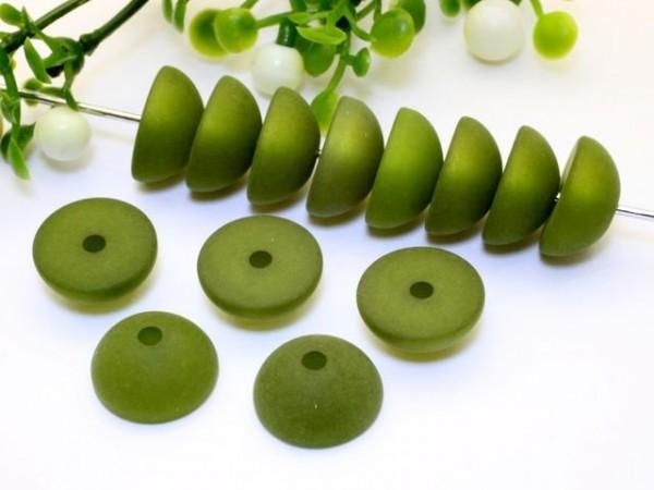 Polaris Halbkugel 10 mm olivgrün