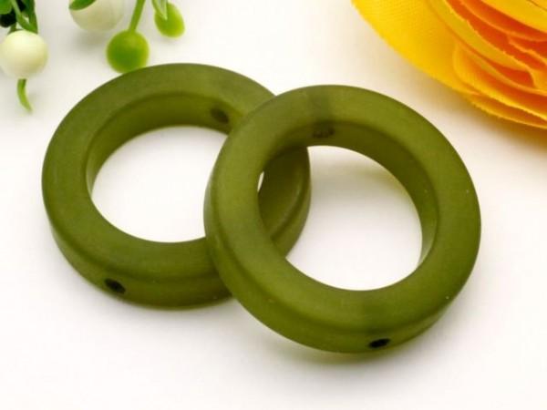 Polaris Ring 25 mm olivgrün