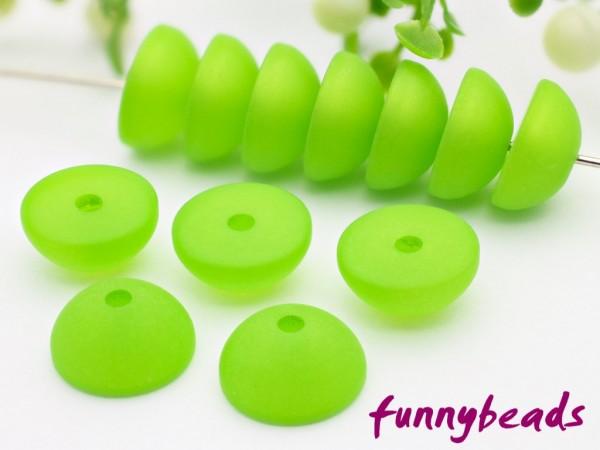 Polaris Halbkugel 10 mm grün