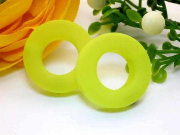 Polaris Ring 16 mm hellgrün