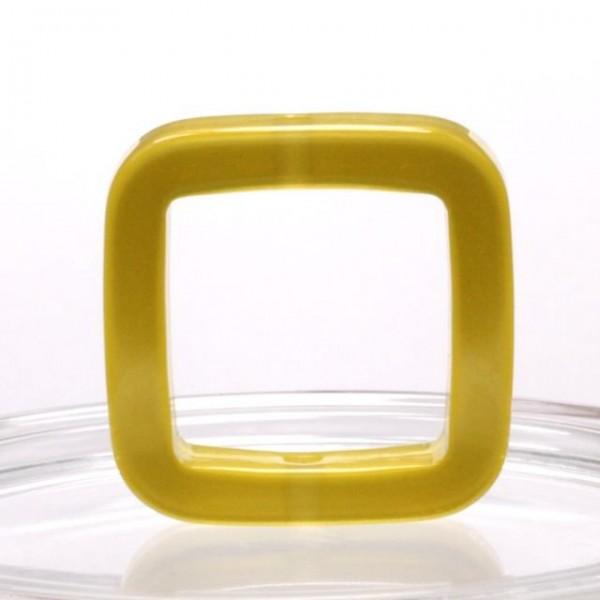 Solaris Quadrat 12 mm gelb