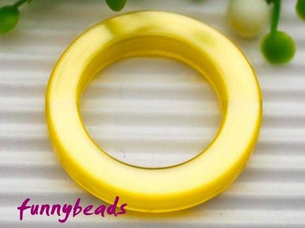 Solaris Kreis 25 mm gelb