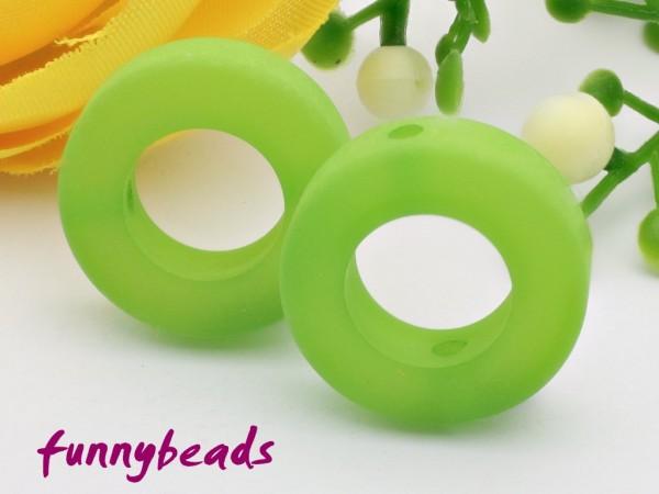 Polaris Ring 16 mm grün