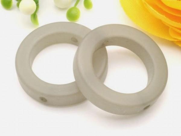 Polaris Ring 25 mm grau