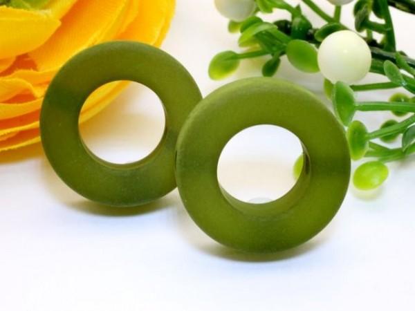 Polaris Ring 16 mm olivgrün